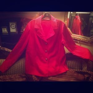 Woman's Vintage Sag Harbor Blazer
